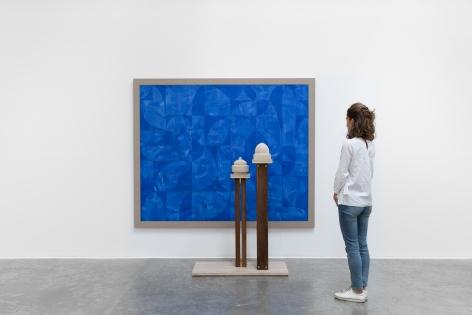Installation view at Green Art Gallery, Dubai, 2020