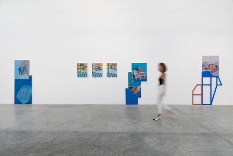 After You,Maryam Hoseini, Installation view at Green Art Gallery, Dubai,2020