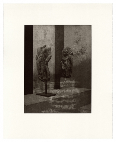 Seher Shah,Argument from Silence(fragments and bodies), 2019, Polymer photogravures on Velin Arches paper