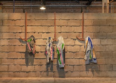 Ana Mazzei,Drama O'Rama,Installation view at Sesc Pompeia, Sao Paulo, Brazil, 2019
