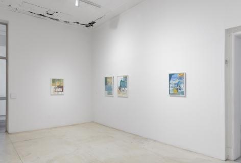 Body Armor,Maryam Hoseini, Installation view atMoMA PS1, New York, USA, 2018