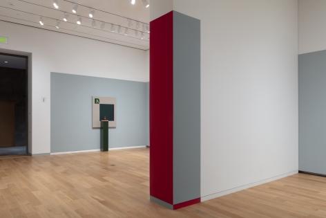 FOCUS: Kamrooz Aram, Installation view atThe Modern Art Museum