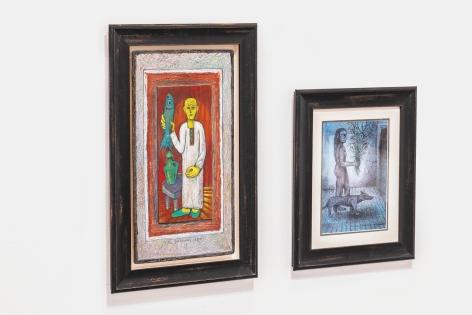 Spotlight: Samir Rafi, Installation view at Green Art Gallery, Dubai, 2019