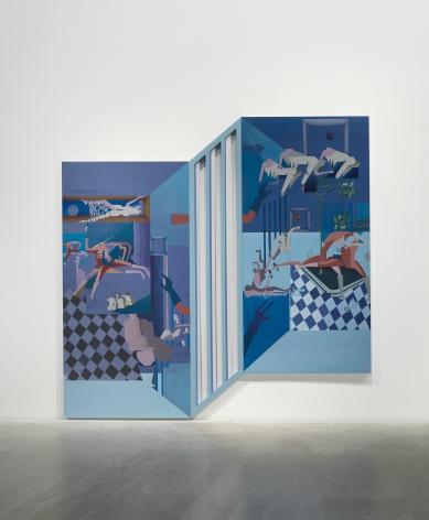 Maryam Hoseini,Private Quarter (Midnight-Midday), 2021