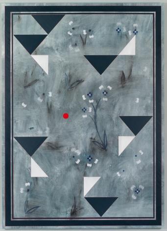 Kamrooz Aram, Ornamental Composition for Social Spaces 16, 2017