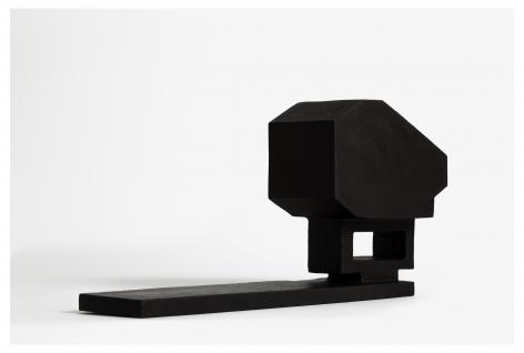 Seher Shah, Untitled (bridge), 2015, Cast iron, 18.5x 10.5x 38 cm, Ed.of 2