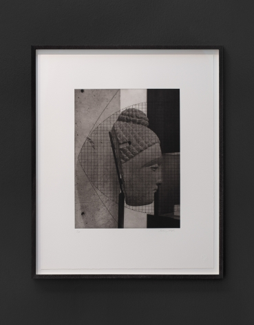 Seher Shah, Argument from Silence (field measurements), 2019, Polymer photogravures on Velin Arches paper