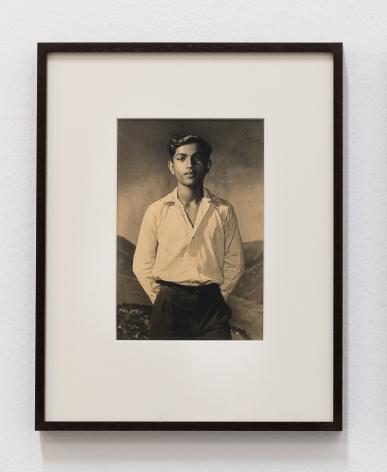 Lionel Wendt, Untitled, c.1930, Gelatin silver print, 42 x 33.5 x 2.5 cm