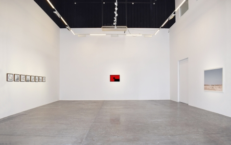 Installation view at Green Art Gallery, Dubai, 2021