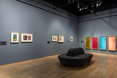 Michael Rakowitz,The Breakup, 2010- ongoing, Installation view at Jameel Arts Centre, Dubai, UAE, 2020