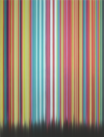 Secret Agent (Solo), 2011, synthetic polymer on canvas over panel,84 × 64 in