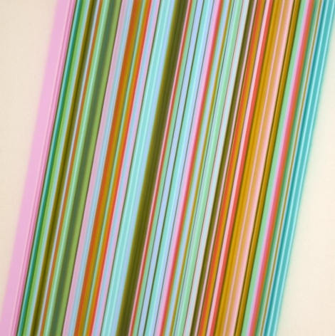 Witchcraft, 2010 / synthetic polymer on canvas / 60 x 60 inches