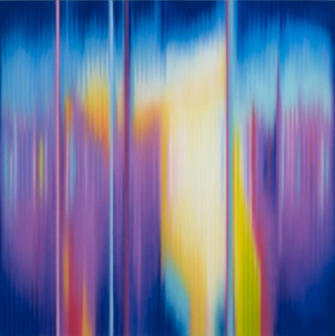 Bold As Love, 2010 / synthetic polymer on canvas / 72 x 72 inches