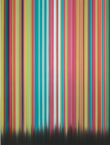 Secret Agent (Solo), 2011, synthetic polymer on canvas, 84 x 64 inches