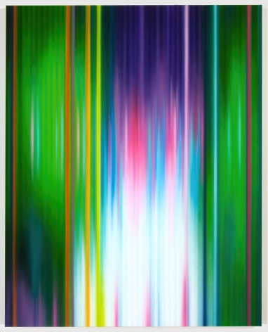 Love And Noise,2010, Synthetic polymer on canvas