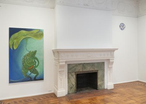 Antone Könst: Love & Fear Installation View