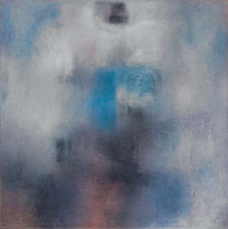 "Rebecca Purdum, ""Marble 414"", 1996, Oil on canvas, 60 x 60 inches"