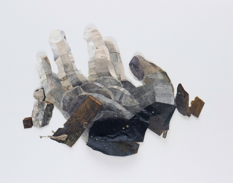 Yashua Klos Open Hand, 2013