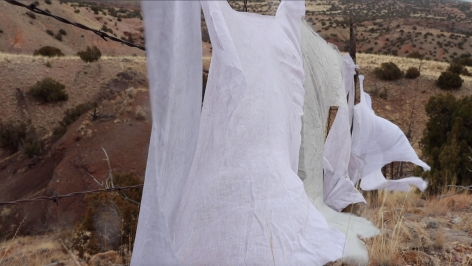 """This is a still image from Martha Tuttle's video work titled, """"Drought"""" from 2019-2021."""