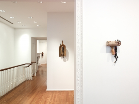 John Outterbridge Installation View