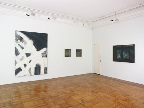 Louise Fishman: Five Decades Installation View