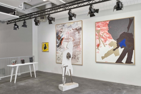 Installation view, 'Inaugural Group Show', 2019