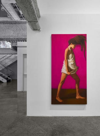 Installation view, 'Sylvia Maier: About Sangomas and Soothsayers and Mischief', 2020