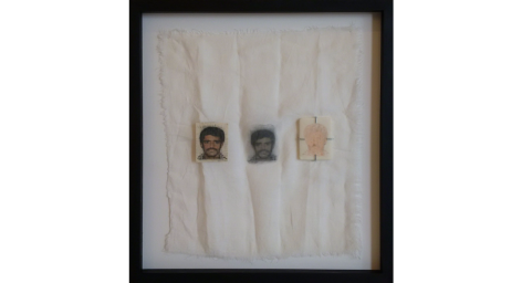 Image transfer on prison-issued soap