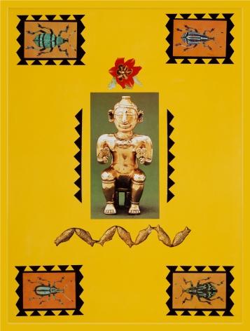Sarah Charlesworth, El Dorado,1986