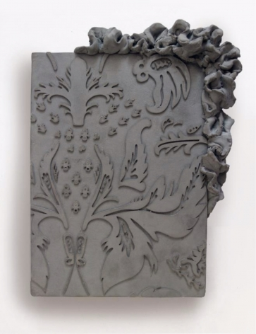 Liz Glynn, Untitled Wall Fragment (Open House), 2017
