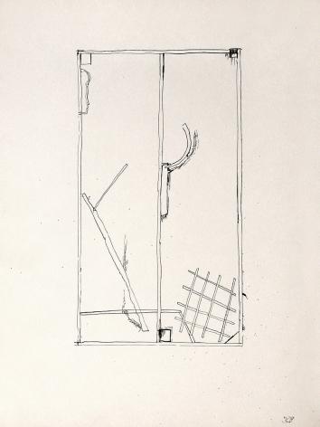 Works On Paper Retrospective, Piece 24