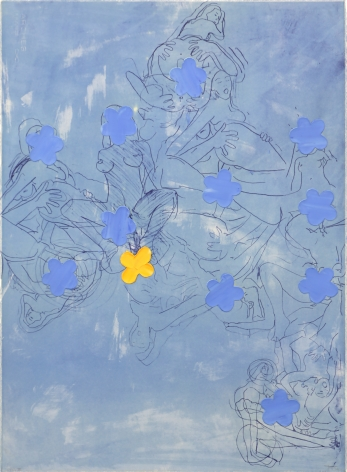 John Millei, Various Flowers, 2002