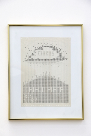Barbara T Smith, Field Piece