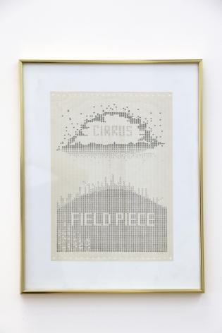 Barbara T Smith, Field Piece