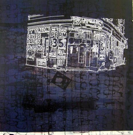 Mark Bradford, Print 33