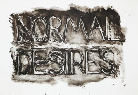 Bruce Nauman, Normal Desires