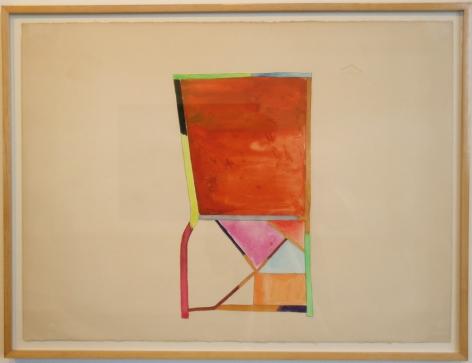 Works On Paper Retrospective, Piece 17