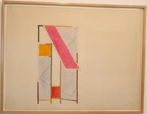 Works On Paper Retrospective, Piece 18