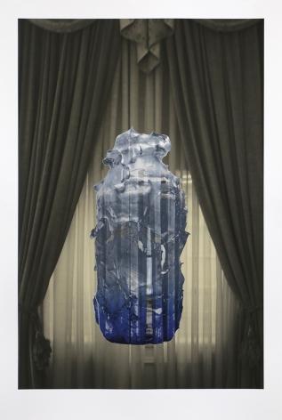 Joe Goode  Double Feature, 2019  Archival pigment print, lithograph, silkscreen