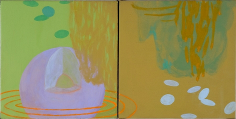Piece from New Paintings 12