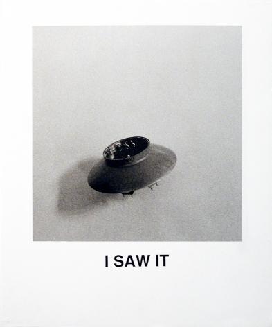 I Saw It, 1997