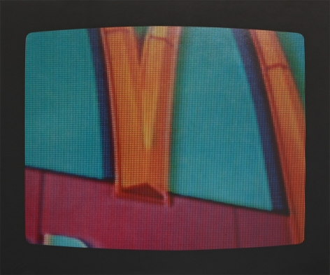 Peter Alexander, Golden Arches, 1972, Lithograph on Kromekote