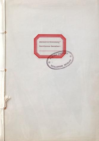 Guillermo Deisler, Book Burning: Poetry Factory (Quema de Libros)