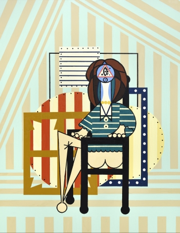 New release by Farah Atassi titled Model in Studio 4