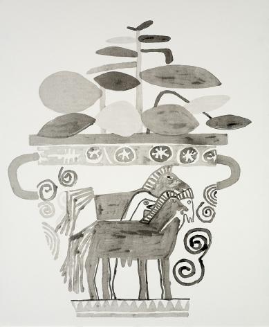 Jonas Wood, Prints, Piece 19