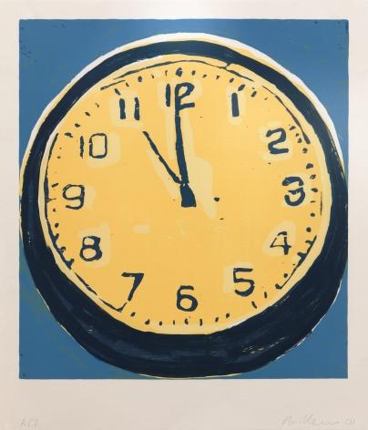 Roger Herman Untitled (Clock),2001