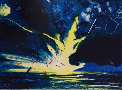 Peter Alexander, Panocha Bob, 1983, Lithograph