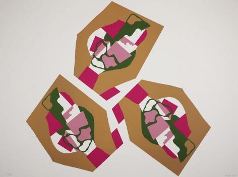 John Mason Untitled, 2014 Lithograph, ed. 45 22 1/2 x 30 1/4 in.