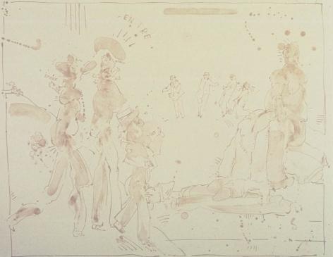 Stephane Von Huene, Untitled, 1971