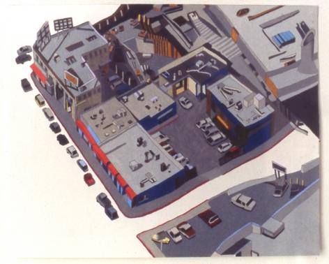 Urbanity, Piece 2